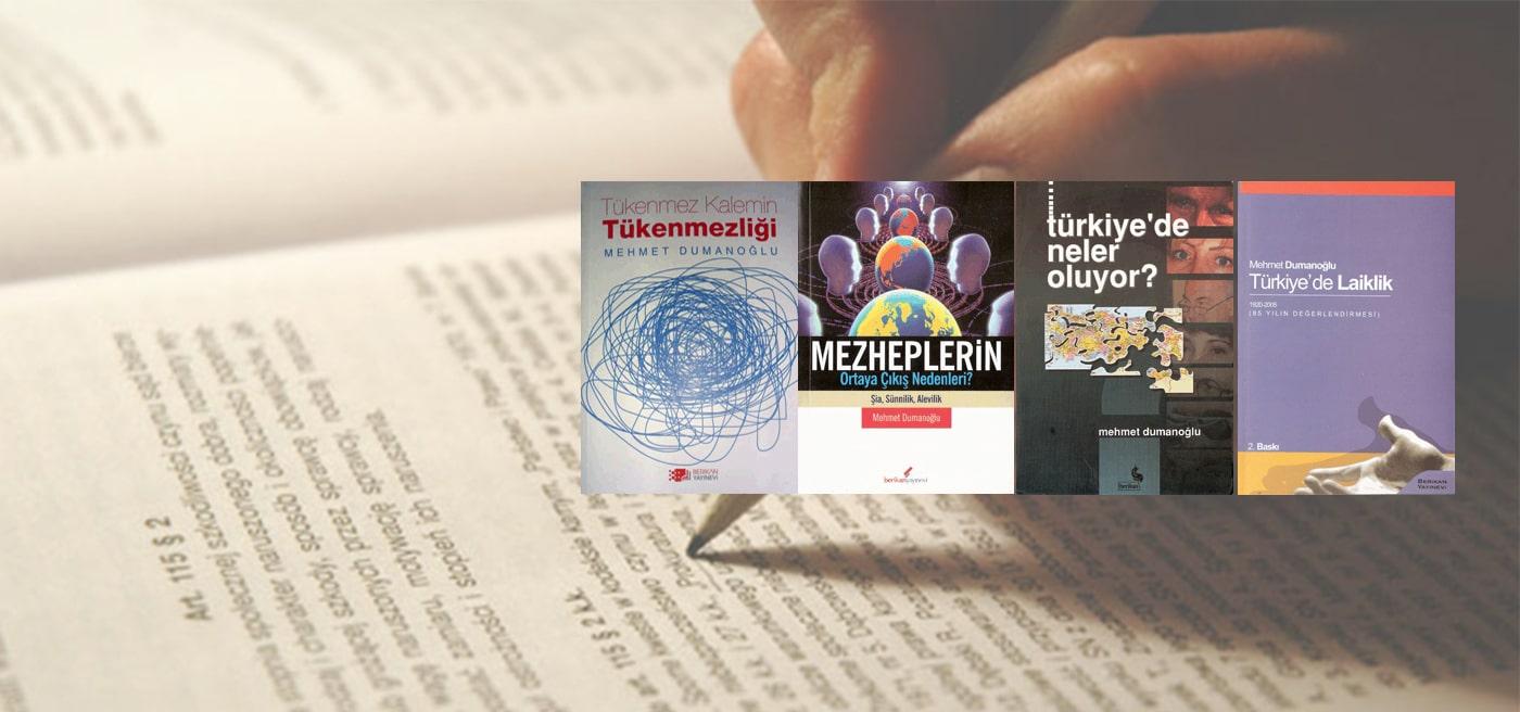 Tüm Kitapları