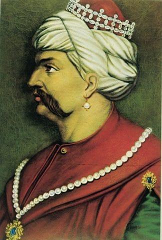 Yavuz Sultan Selim'den Şah İsmail'e
